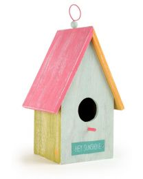 Casa para pájaros Hey Sunshine (Small Foot-cod.10008)
