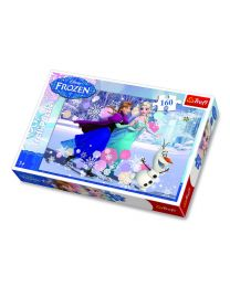 "Puzzle ""Frozen"" 160 piezas (Small Foot-cod.7836)"