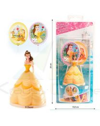 Kit Decoracion Tartas Bella Disney Pinchos (8435035229089)